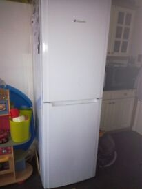 Hotpoint fridge freezer, collection only