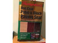 Thompson's one coat patio block paving seal