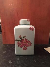 Decorative Blue Jar £4