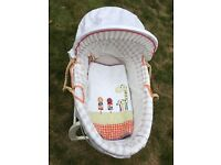 Mamas and Papas Jamboree Moses Basket