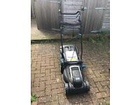 - BRILLIANT MAC ALLISTER LAWN MOWER-