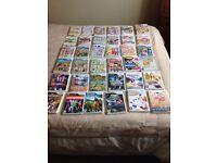 Various Nintendo Wii games