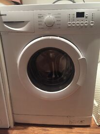 Beko Washing Machine 7kg 1200 spin A+