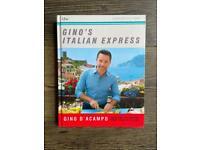 FREE Gino's Italian Express Cookbook Gino D'Acampo