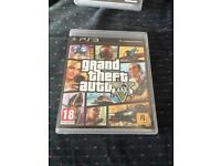 GTA Five for PS3