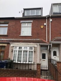 6/7 Bed 3 Bathroom Student House Share