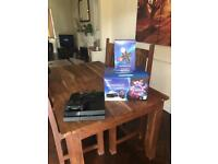 PS4 Bundle with vr headset