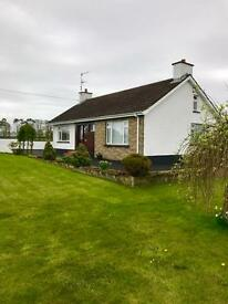 Bungalow in Ballymoney/Kilrea area, to let