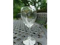 24x Wine Glasses Brand New £1