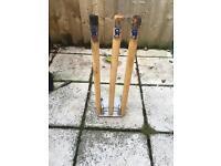 CA Sprung Cricket Stumps