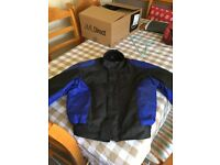 motorcycle jacket XS