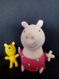 Peppa pig Hide and Peek