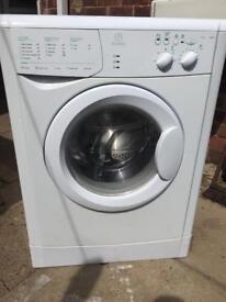 Washer indesit 6kg