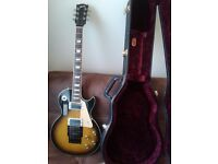 1997 Gibson Les Paul Standard Tobacco sunburst, retrofitted with Performer SelfTuning system