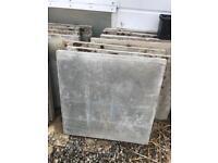 70 grey slabs