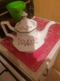eternal bueu teapot