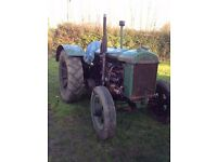 fordson n tractors