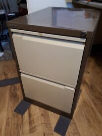 Office Metal Filing Cabinets two of used but in good condition £40