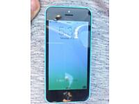 Blue iPhone 5c unlocked