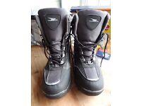 Mens snow walking boots size 10 EUR 44