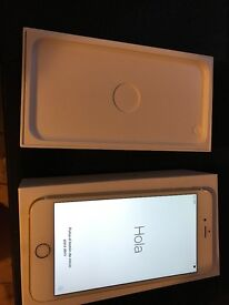 iPhone 6 Plus 16GB GOLD Very good condition LOCKED TO EE