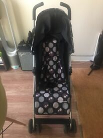 Travel Nanu stroller for only £30 hardly used