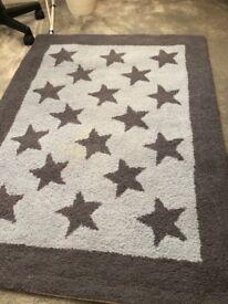 Laura Ashley star rug