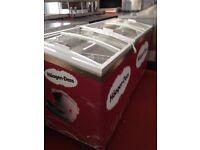 Ice Cream Freezer Used Good Condition / Fast Food Kitchen