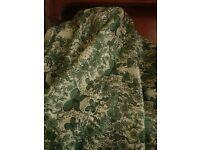 Fine silk cloth for dressmaking