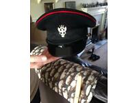 No 1 officers dress hat