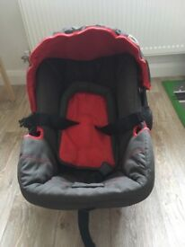 Hauck car seat great condition