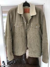 Levi's corduroy coat