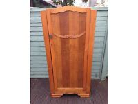 Lovely 1940/50's solid wood wardrobe