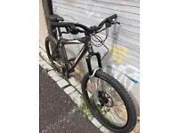 Upgraded Claud Butler Pine Trail mountain bike