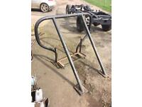 Roll Cage Land Rover Off Road