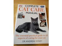 RSPCA Complete Cat Care Manual by Andrew Edney (Paperback, 2006)