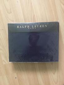 Ralph lauren double fitted sheet new