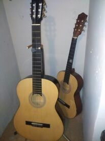 Acoustic Guitar x 2