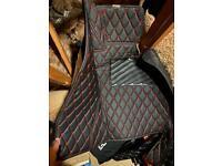 Bmw luxury car mats