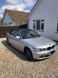 BMW convertible 318i