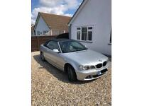 BMW convertible 318i