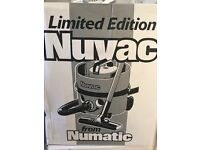 Nuvac vacum cleaner by Neumatic