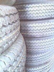 Traffic, Vivaro ,tyres to clear single or sets .205.65.16
