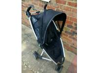 Quinny Zapp with rain cover buggy pushchair