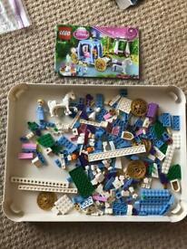 Lego 41053 Cinderella's dream carriage
