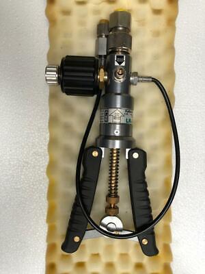 Lr Druck Temperatur Lpp 40 Hand Held Pressure Calibrator Pump -0.95 To 40 Bar
