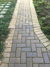 Pavers driveway - 80-100 sqm on pallets and ready for collection East Lindfield Ku-ring-gai Area Preview