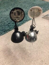 Flexi neck lamps
