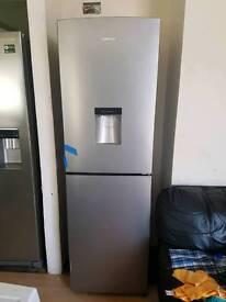 KENWOODKNFD55X17 50/50 Fridge Freezer - Inox *New*