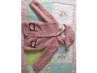 Toddler warm jumper